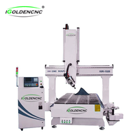 4 Axis Atc Engraving Machine