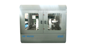 Fully enclosed ATC small CNC engraving machine