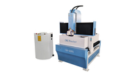 Half-enclosed 6090 cnc router
