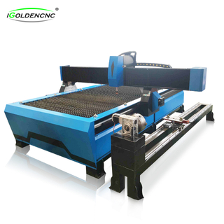 Plasma cutter/cutting Machine with Rotary shaft
